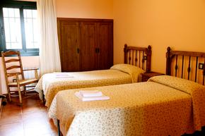 Las Casas de Agapito C.T. Rural dormitorio 2
