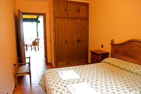 Las Casas de Agapito C.T. Rural Dormitorio principal