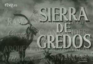 Nodo de la Sierra de Gredos