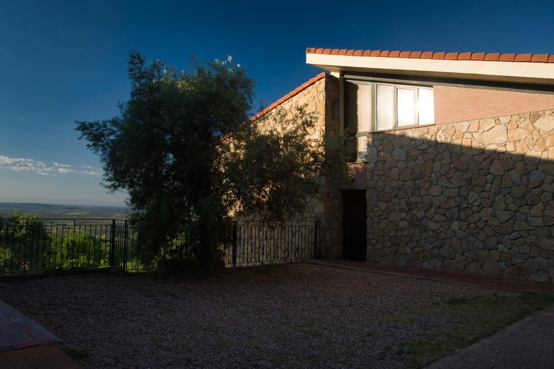 Amanecer en Las Casas Rurales de Agapito