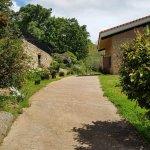 Acceso a las Casas Rurales de Agapito